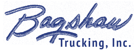 Bagshaw Trucking in Southern Indiana